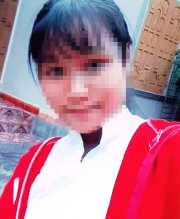 Chân dung nữ sinh Nguyễn Thị H.