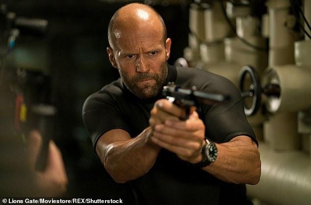 Nam diễn viên Jason Statham