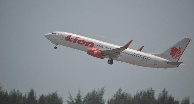 Một máy bay của hãng hàng không giá rẻ Lion Air (Ảnh: CBS)