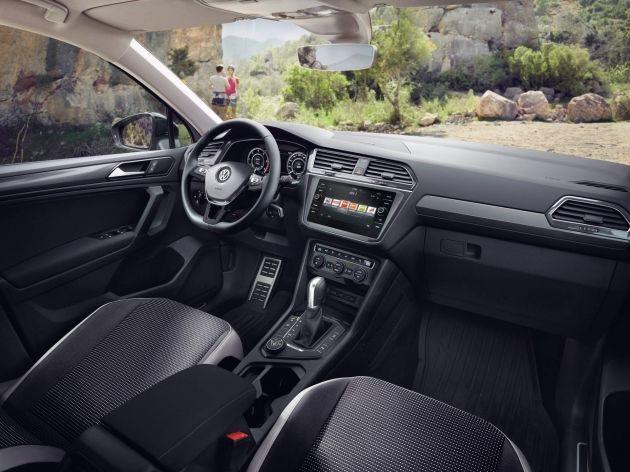 Volkswagen giới thiệu thêm phiên bản Tiguan Offroad - 5