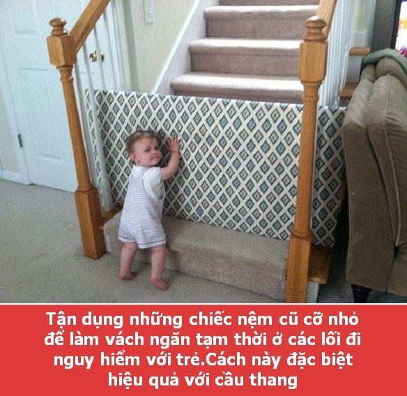 """Mẹo hay giúp bảo vệ trẻ nhỏ ở nhà của các """"mẹ bỉm sữa"""" trên thế giới - 3"""