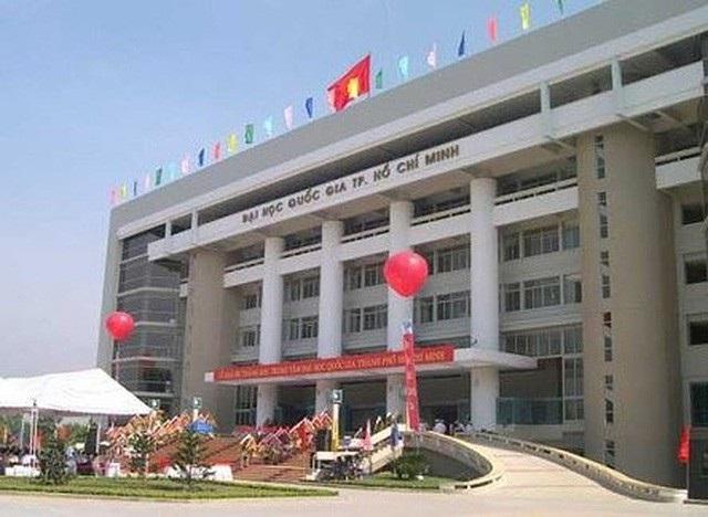 Nhà điều hành ĐH Quốc gia TPHCM (ảnh internet)