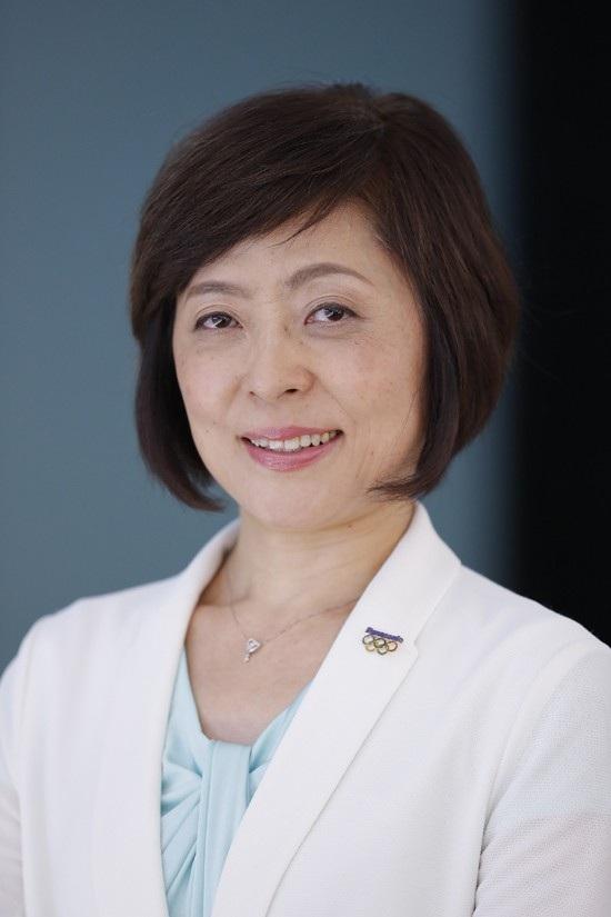 Bà Yoshiko Hamazaki - đại diện Tập đoàn Panasonic