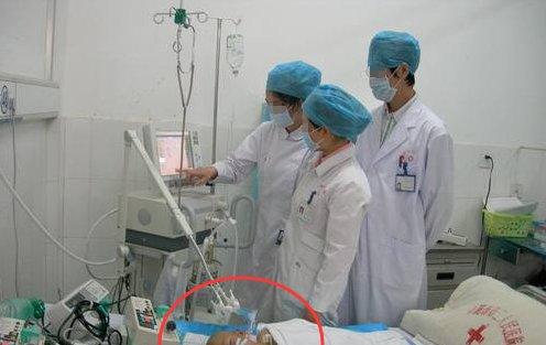 Tiểu Hân chết vì suy gan sau nhiều ngày điều trị