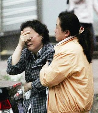 Cha mẹ, ông bà của Tiêu Hân không tin sự ra đi bất ngờ của cô bé