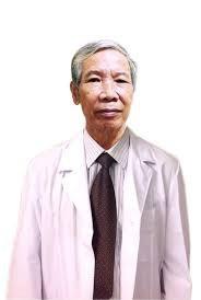 Tiến sĩ Trần Hữu Thị- Viện trưởng Viện nghiên cứu Thực phẩm chức năng - tác giả sản phẩm Bidimin.