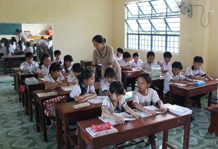 Dạy thêm ở bậc tiểu học sẽ bị phạt từ 5 - 6 triệu đồng