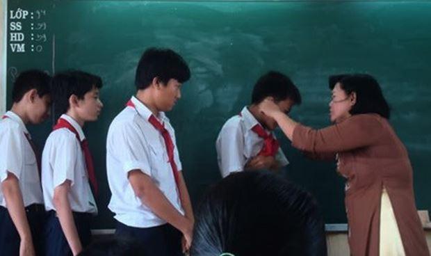 Theo Dự thảo Nghị định: Giáo viên đánh học sinh có thể bị phạt 30 triệu