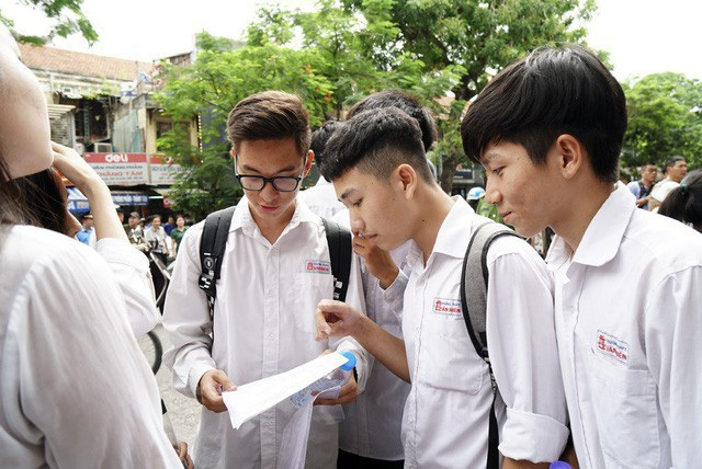 Đề thi THPT quốc gia 2019 tiếp tục ra theo hướng phân loại học sinh
