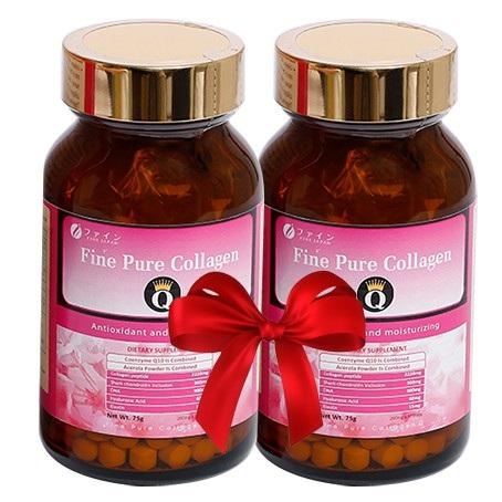 Sản phẩm Fine Pure Collagen Q đang bị quảng cáo không đúng quy định trên website sieuthisuckhoe.vn