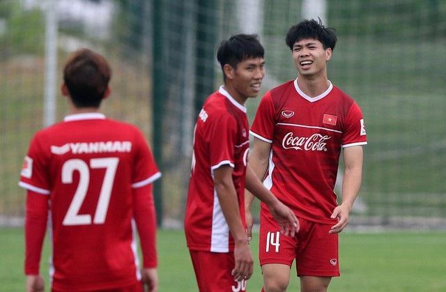 Đội tuyển Việt Nam có nhiều vấn đề cần điều chỉnh trước thềm AFF Cup 2018