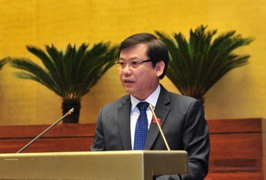 Viện trưởng VKSND Tối cao Lê Minh Trí.