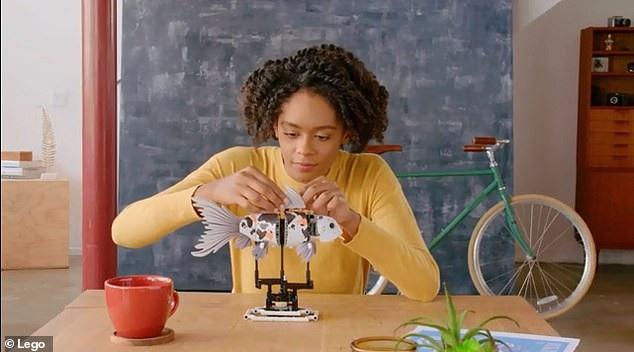 Một tập đoàn chuyên sản xuất đồ chơi xếp hình nổi tiếng thế giới đã vừa tung ra một dòng sản phẩm mới: bộ xếp hình dành cho người lớn, giúp giải tỏa căng thẳng.