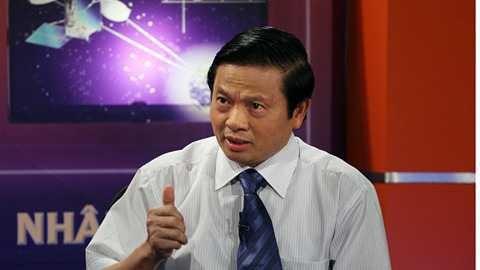 Ông Lê Doãn Hợp, Nguyên Bộ trưởng Bộ TT&TT.