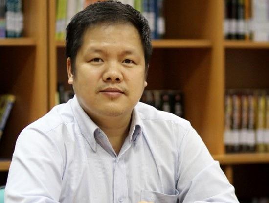TS Đàm Quang Minh, Hiệu trưởng trường ĐH Phú Xuân