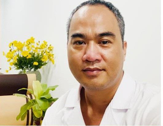PGS.TS Vũ Ngọc Lâm.
