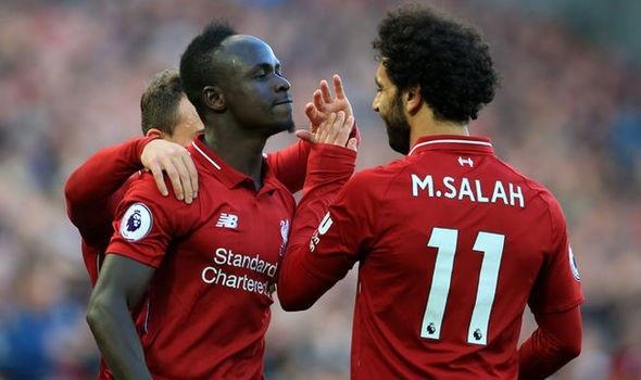 Mohamed Salah và Sadio Mane cùng nhau tỏa sáng giúp Liverpool giành chiến thắng trước Cardiff