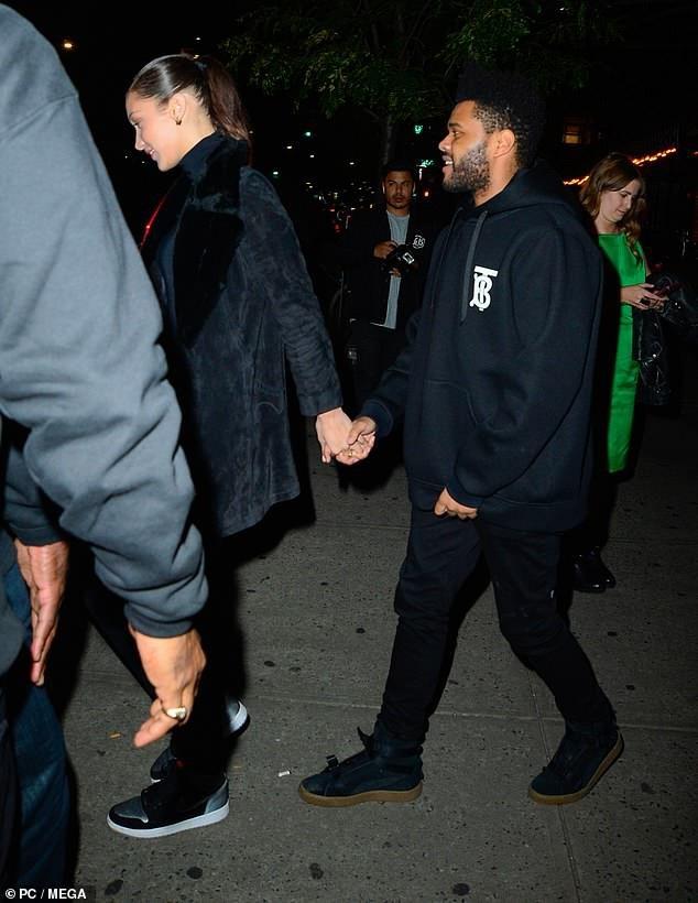 Bella Hadid và The Weeknd đều là những người kín đáo và họ hầu như không chia sẻ về đời tư