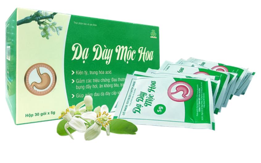 Bộ Y tế cảnh báo người tiêu dùng không mua Dạ Dày Mộc Hoa quảng cáo trên website lạ - Ảnh 1.