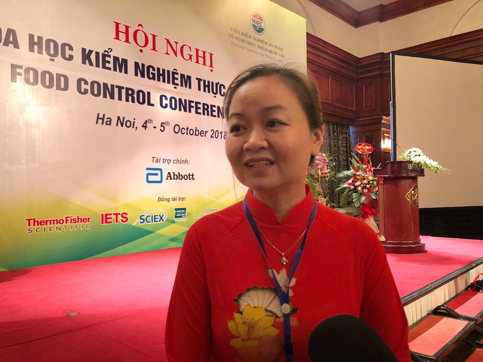 Việt Nam đã định danh được chính xác tác nhân ngộ độc, không phải gửi đi quốc tế - Ảnh 2.