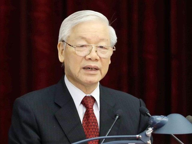 Tổng Bí thư Nguyễn Phú Trọng được giới thiệu giữ chức danh Chủ tịch nước