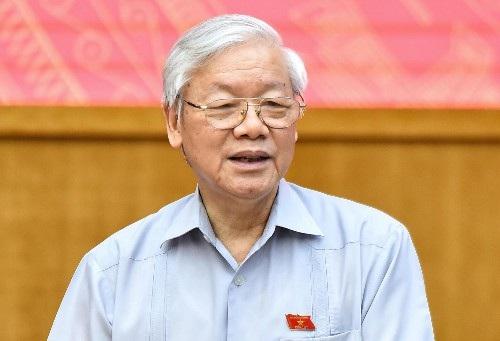Suy nghĩ trước ngày TBT Nguyễn Phú Trọng được bầu làm Chủ tịch nước - 1