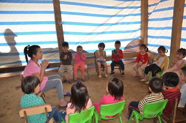 Khánh thành công trình phòng học và cầu Dân trí tại điểm trường Đồng Măng, Phú Thọ - Ảnh 3.