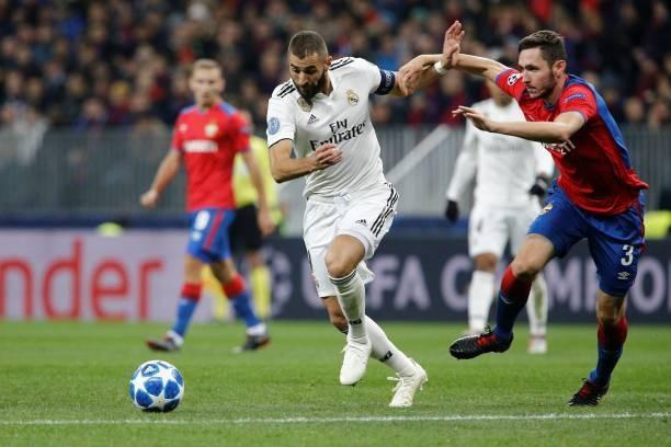 Nikita Chernov khiến các chân sút của Real Madrid bất lực