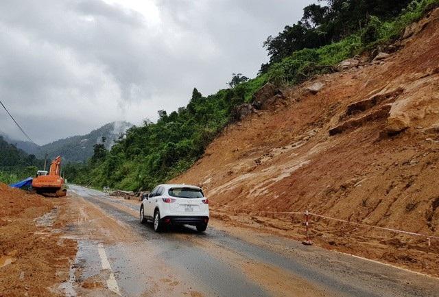 Trong những năm qua, khu vực tuyến đèo Khánh Lê nối Khánh Hòa – Lâm Đồng liên tục bị sạt lở