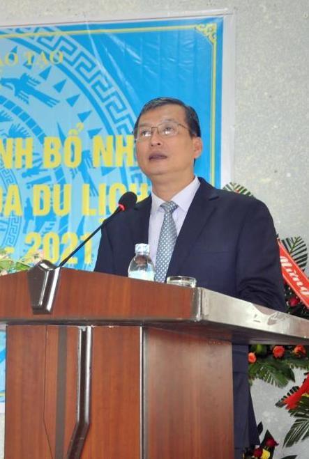 TS. Trương Quý Tùng, Phó Giám đốc ĐH Huế cho biết quan điểm về vụ việc nghi gian lận điểm tại khoa Toán trường ĐH Sư phạm