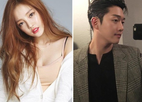 Goo Hara và bạn trai đang là tâm điểm của truyền thông xứ Hàn.