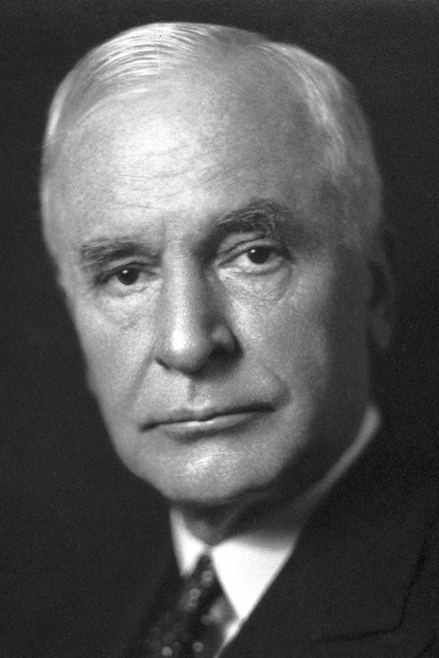 Cựu Ngoại trưởng Mỹ Cordell Hull (Ảnh: Nobel Prize)