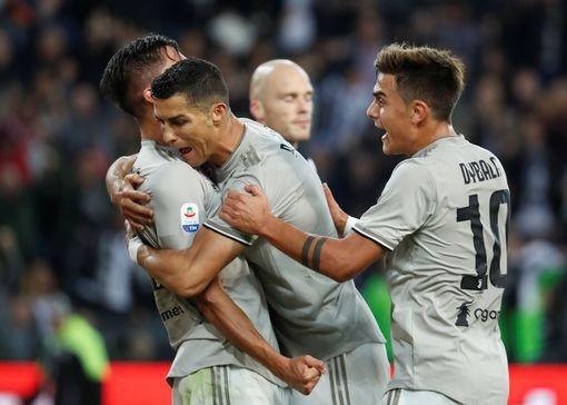 Udinese 0-2 Juventus: Vượt qua khó khăn, C.Ronaldo nổ súng - 5