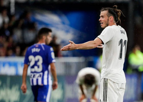 Hàng công của Real Madrid trở nên vô hại chưa từng thấy