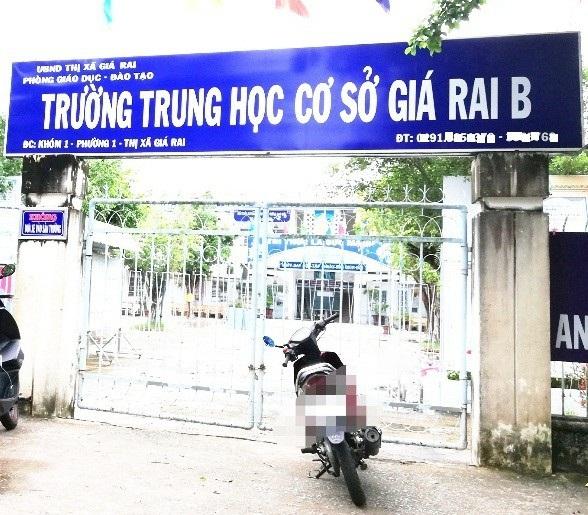 Bạc Liêu: Sau thanh tra, Trường THCS Giá Rai B lộ sai phạm không đóng thuế - Ảnh 1.