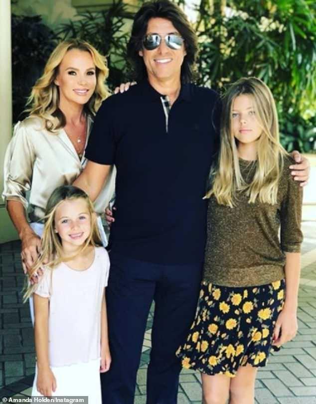 Gia đình của Amanda