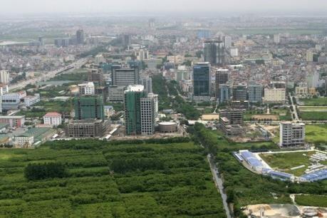 Hà Nội sắp xử lý đối với 39 dự án bị chấm dứt hoạt động, vi phạm pháp luật về đất đai trên địa bàn.