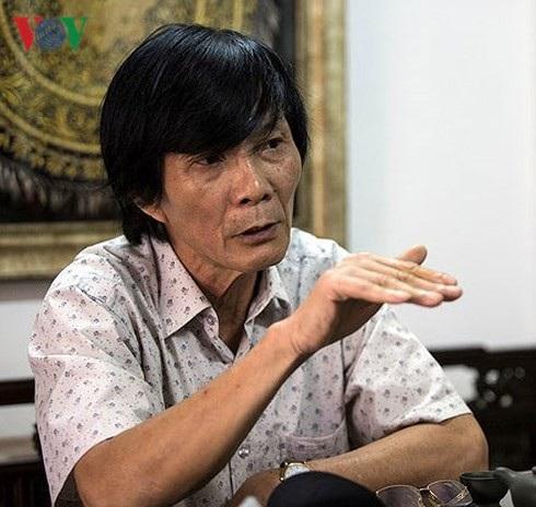 Ông Nguyễn Sự, nguyên Bí thư Thành ủy Hội An, tỉnh Quảng Nam.