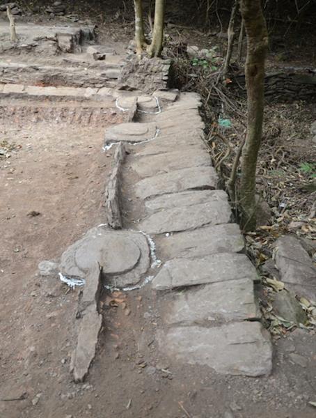 Tỉnh Bắc Giang phục dựng đường lên Yên Tử của Phật hoàng Trần Nhân Tông - Ảnh 4.