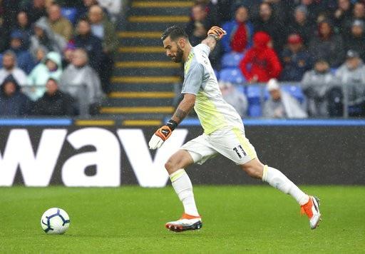 Rui Patricio là một trong số thủ môn ấn tượng nhất ở mùa này