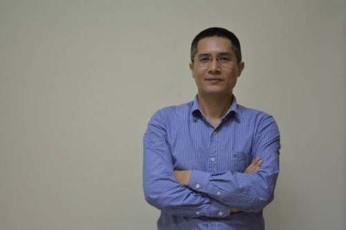 """Ông Đinh Tuấn Minh: Một môi trường kinh doanh chưa thực sự bình đẳng, cạnh tranh, có nhiều rủi ro về thể chế, pháp lý... khiến khu vực doanh nghiệp tư nhân sợ """"lớn""""."""
