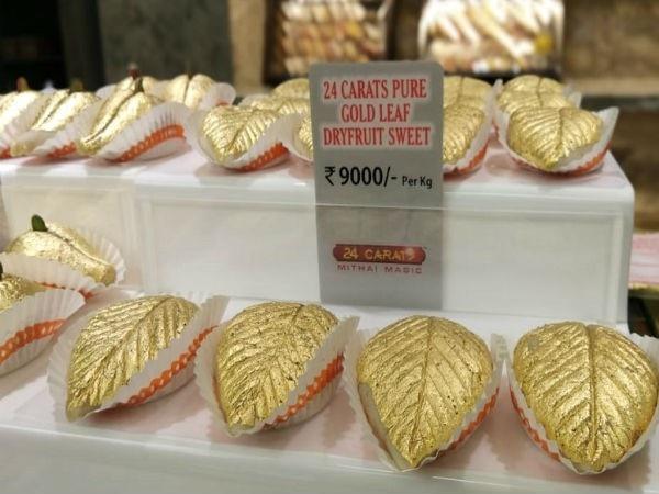 """Độc đáo cửa hàng chỉ bán """"kẹo vàng"""" ở Ấn Độ - 3"""