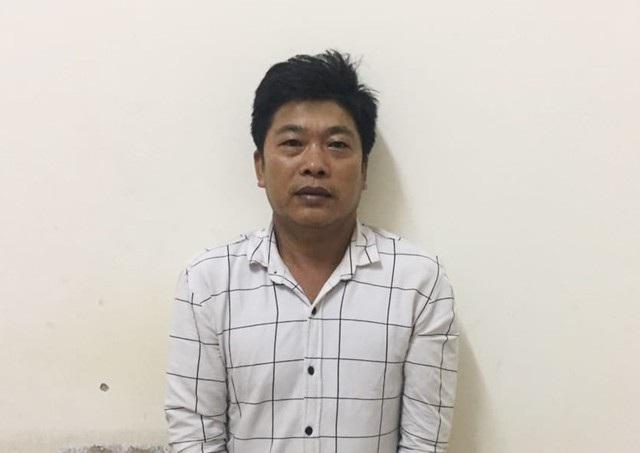 Đối tượng Trương Huy Kiên - nguyên cán bộ địa chính xã Nghĩa Xuân (Quỳ Hợp, Nghệ An) vừa bị bắt giữ sau 12 năm trốn truy nã.