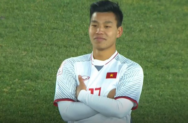 Văn Thanh lỡ hẹn AFF Cup 2018 vì chấn thương