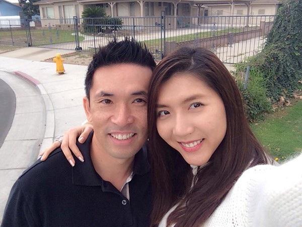 Ngọc Quyên và bác sĩ Richard Lê đã quyết định đường ai nấy đi sau hơn 4 năm sống chung.
