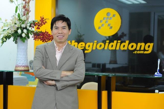 Tài sản cổ phiếu của ông Nguyễn Đức Tài bị tác động tiêu cực do TGDĐ nghi bị hack dữ liệu