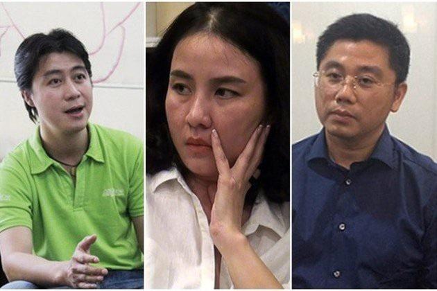 Lưu Thị Hồng và 2 ông trùm đường dây đánh bạc nghìn tỷ.
