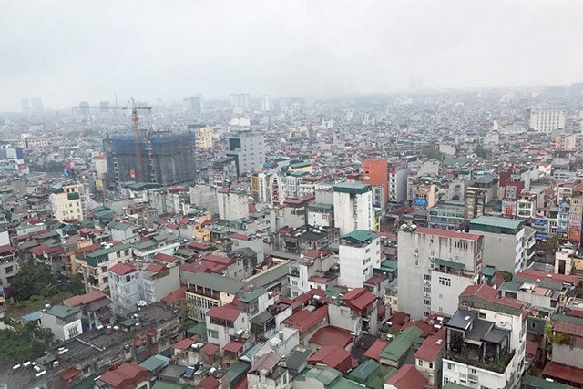 Hà Nội đã xây dựng nhiều trường công lập trong nội thành trong những năm gần đây