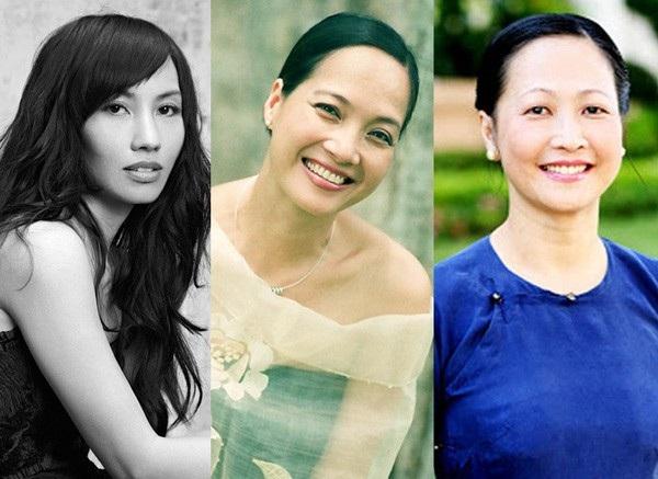 """Sau 18 năm, 3 nữ diễn viên chính của bộ phim """"Mùa hè chiều thẳng đứng"""" là Như Quỳnh, Lê Khanh và Trần Nữ Yên Khê đều có được sự thành công trong hoạt động nghệ thuật và có cuộc sống hôn nhân khá viên mãn."""