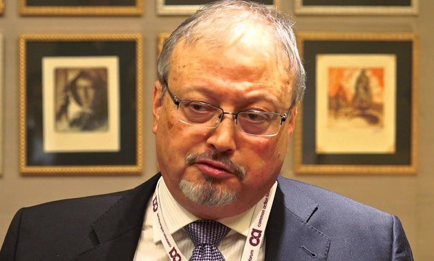Nhà báo Jamal Khashoggi (Ảnh: Youtube)